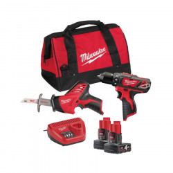 Milwaukee set M12 2D-402B