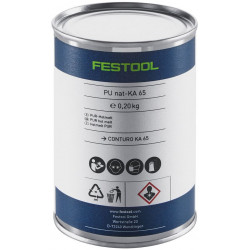 Festool PU nat 4x-KA 65 PU lepidlo, prírodné
