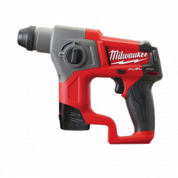 Milwaukee M12 CH-202X aku SDS-Plus kladivo
