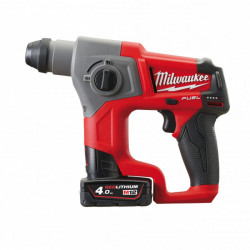 Milwaukee M12 CH-402X aku SDS-Plus kladivo