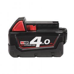 Milwaukee batéria M18 B4 4.0 Ah