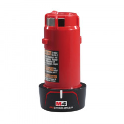 Milwaukee batéria M4 B2 2.0 Ah