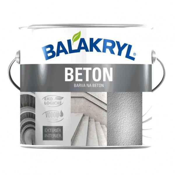 Farba Balakryl BETON 0102 šedý 2,5kg