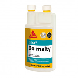 Sika do malty