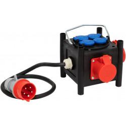 Brennenstuhl kompaktný rozvádzač prúdu Mini CEE 3 IP44