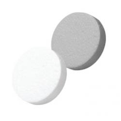 Zátka do polystyrénu biela 65 mm