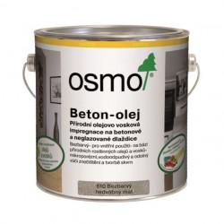 OSMO olej na betón 610 bezfarebný