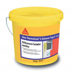 Sika ThermoCoat-5 Silicone Top R-2,0 25 kg