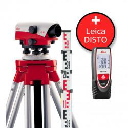 Leica NA720 nivelačná sada