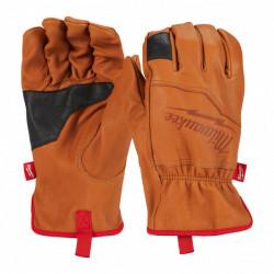 Milwaukee kožené rukavice