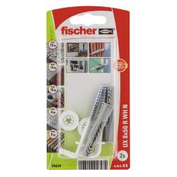 Fischer hmoždinka UX 8x50 R WH N so skobou
