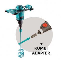ColloMix miešadlo Xo 1 R + WK 120 HF + kombi adaptér