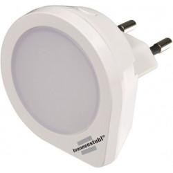 Brennenstuhl nočné svetlo LED NL 01 QS so spínačom 1 LED 1,5lm
