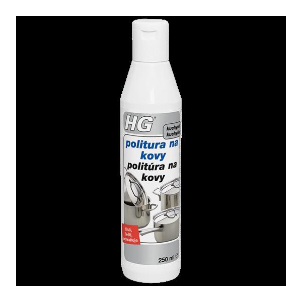 HG politúra na kov 250 ml