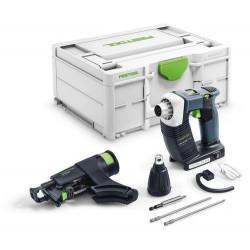 Festool DWC 18-2500 Basic akumulátorový skrutkovač na stavbu
