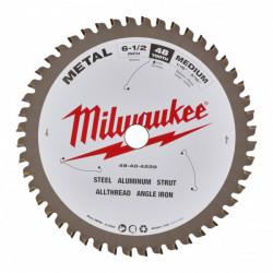 Milwaukee pílový kotúč na kov 165 x 15.87 x 1.6 mm 48z