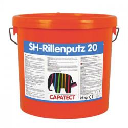 Caparol Capatect SH Rillenputz