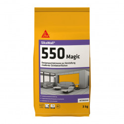 Sika SikaWall - 550 Magic 3 kg