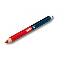SOLA ceruzka červeno-modrá RBB 17 SB (6ks)