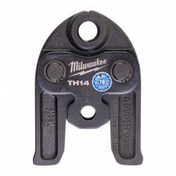 Milwaukee čeľuste pre hydraulický lis J12-TH14