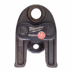 Milwaukee čeľuste pre hydraulický lis J12-TH20
