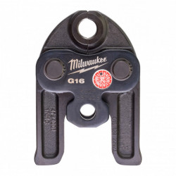 Milwaukee čeľuste pre hydraulický lis J12-G16