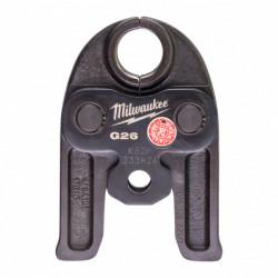 Milwaukee čeľuste pre hydraulický lis J12-G26