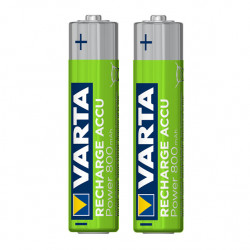 VARTA Recharge Accu Power AAA 800 mAh (2 ks)