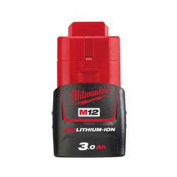 Milwaukee batéria M12 B3 3,0 Ah