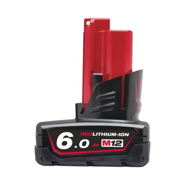 Milwaukee batéria M12 B6 6.0 Ah