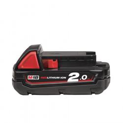 Milwaukee batéria M18 B2 2.0 Ah