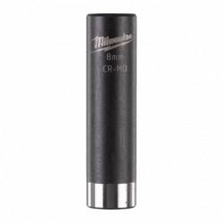 """Milwaukee nástrčný kľúč Shockwave 1/4"""" predĺžený 8 mm"""