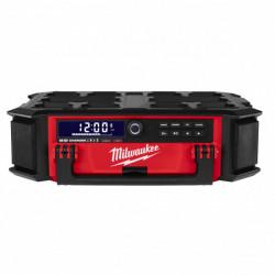Milwaukee M18 PRCDAB+-0 PACKOUT rádio / nabíjačka