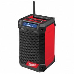Milwaukee M12 RCDAB+-0 rádio / nabíjačka DAB+