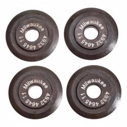 Milwaukee rezacie kotúče na rúrky z nerezovej ocele (4 ks)