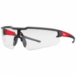 Milwaukee ochranné okuliare proti poškriabaniu - číre