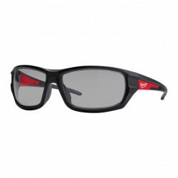 Milwaukee ochranné okuliare PREMIUM - šedé