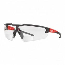 Milwaukee dioptrické ochranné okuliare (+2)