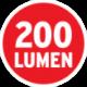 Brennenstuhl akumulátorová ručná lampa so 4 LED žiarovkami HL DA 40 MH, 200 lm