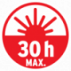 Brennenstuhl akumulátorová, čelová LED lampa LuxPremium KL 250 AF, IP44, 250lm