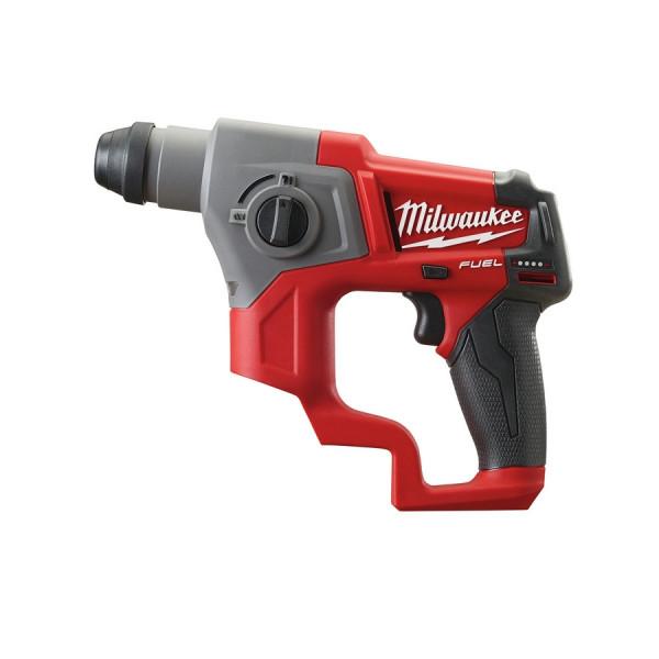 Milwaukee aku kompaktné kladivo M12 CH-0 SDS-plus