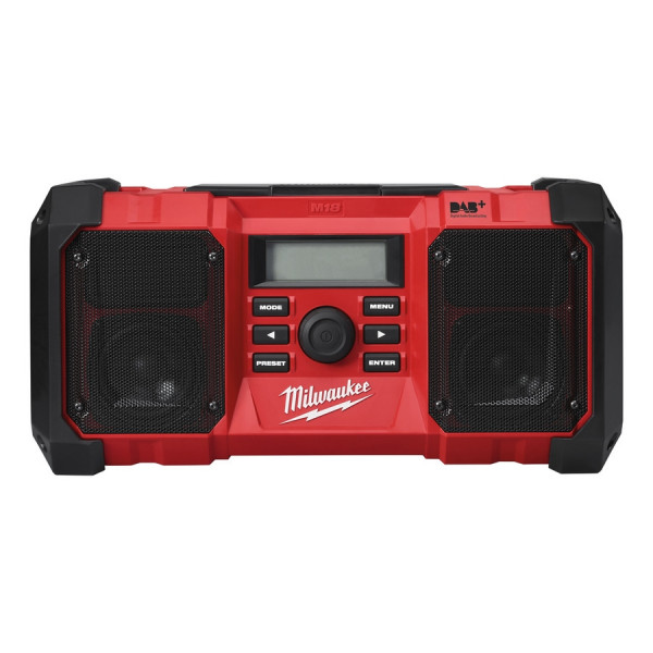 Milwaukee rádio M18 JSR DAB+-0