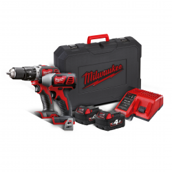 Milwaukee set náradia M18 BPP2C-402C