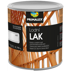 Lak Primalex lodný lesk 5l