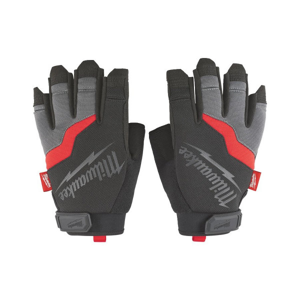 Milwauke rukavice bez prstov
