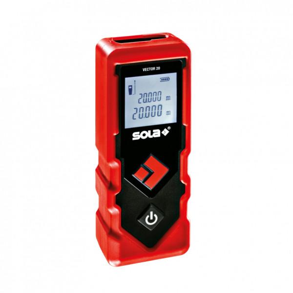 SOLA laserový diaľkomer VECTOR 20