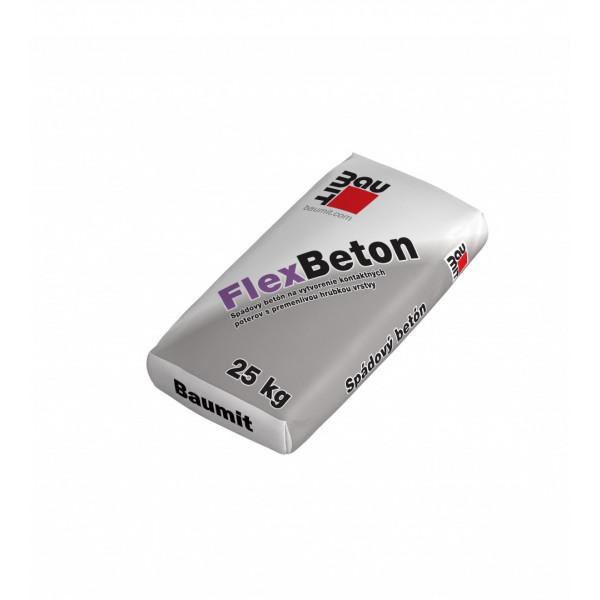 Baumit FlexBeton spádový betón