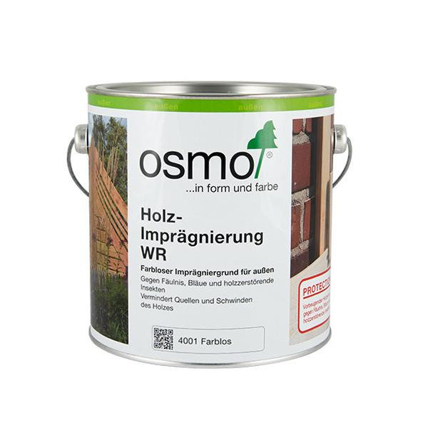 OSMO impregnácia dreva WR 4001 bezfarebná