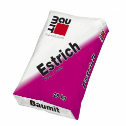 Baumit Estrich poter