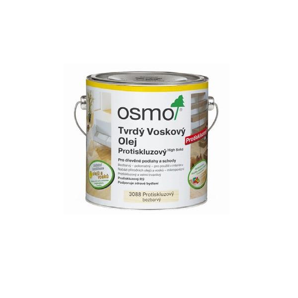 OSMO tvrdý voskový olej protišmykový R9
